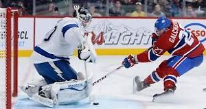 4 billet canadiens vs Tampa bay, oct 27 section 108, rouge