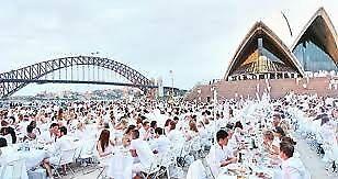 Diner en Blanc Sydney Tickets 2017
