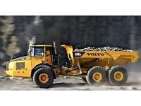 Experienced Dumper Driver Required