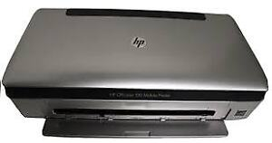HP OfficeJet 100 Printers - lightly used with NEW cartridges