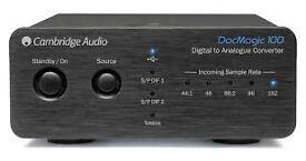 Cambrudge Audio Dacmagic 100