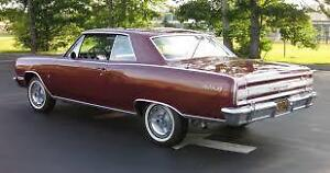 Wanted 1964-1967 Chevelle