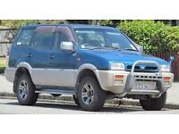 nissan terrano 2.7 straight turbo diesel WANTED