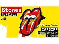 Rolling Stones Golden Circle Tickets 4 Available