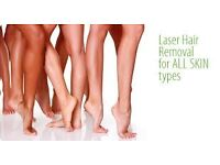 6 for 4 offer - Laser & IPL Removal for Unwanted Hair & Tattoos