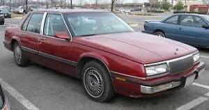 Buick Century - White Wall Tires