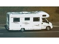 WANTED MOTORHOME OR CAMPER ANYTHING CONSIDERED wanted