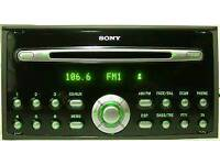 Ford Sony 6 cd player