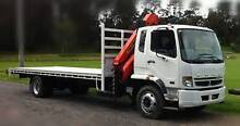 CRANE TRUCK & TILT TRAY BACKLOADS FROM BRISBANE TO CAIRNS Pialba Fraser Coast Preview