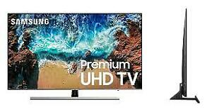 "BRAND NEW 2018/2019 model Samsung 75"" Premium 4K UHD UN75NU8000"