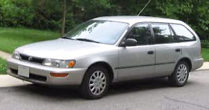 LOOKING FOR TOYOTA COROLLA/CAMRY WAGON