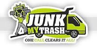 JUNK REMOVAL AT VERY LOW COST...NO WEIGHT LIMIT