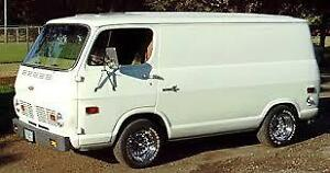 Chevy van ou Handy van