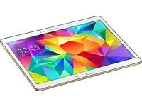 SAMSUNG TAB S 10.5 WHITE AND GOLD WIFI