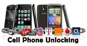 UNLOCK iPHONE SAMSUNG LG ANY CARRIER or SERVICE 519 800 4924