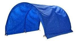 Ikea bed tent