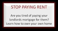 Bank turned you down for a mortgage? RENT TO OWN NOW!!