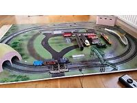 wanted for retired gentleman, 00 gauge train set/train parts/ full train set up, big or small sets