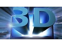 3D Films on USB for 3D TV'S BLU RAY QUALITY