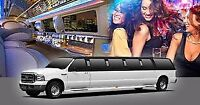 Weekend night out limo 299 ☎️ 416-407-7355
