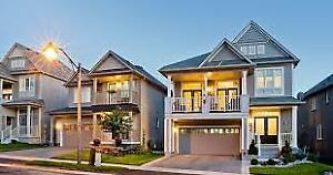 New Detached and Town Homes Avaialble for Sale in Brantford.