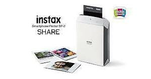 Fujifilm instaxSHARE brand new   . Your phone's pictures into prints. for sale in Mississauga