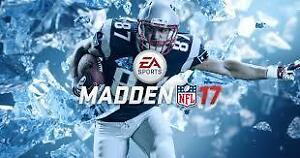 Madden 17 for sale for PS4
