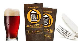 Need Tickets - 5th Annual Craft Beer & Local Food Celebration