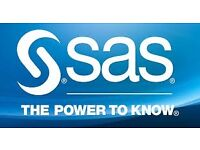 Seeking a SAS Developer to assist SAS trainee with certification exam