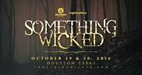 Something Wicked Music Festival Ticket Houston Texas 2 day pass