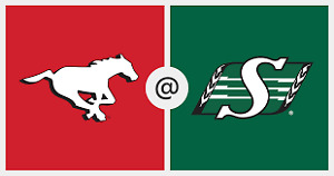 6 Tickets Stampeders vs Roughriders Sept 24