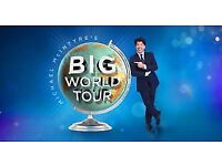 Michael McIntyre: **FRONT BLOCK 006 ROW B** - Glasgow SSE Hydro SAT 16th June 2018 **SOLD OUT**