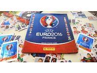 Panini Euro 2016, few needs hundreds of swaps