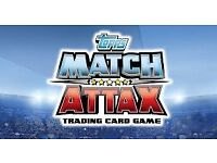Match Attax swaps 17/18
