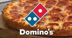 Delivery Driver positions for Domino's Deception Bay
