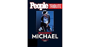 People tribute - remembering Michael Jackson (hardcover)