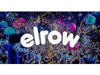 Elrow tickets Amsterdam