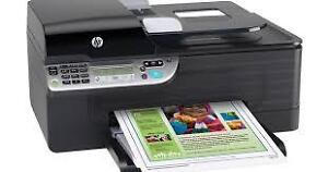 HP OfficeJet All-In-One Printer (Fax, Scan, Copy, Print) Kingston Kingston Area image 1
