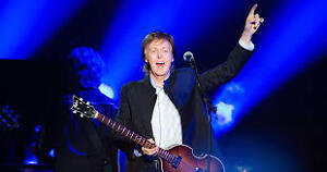 Paul McCartney tickets for Monday October 2nd