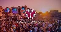 Tomorrowland Magnificent Green