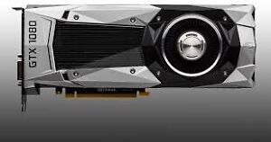 Wanted: Nvidia GTX 1070 or 1080