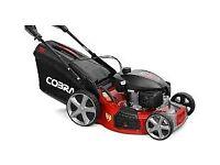 "COBRA MX534SPH 52CM /21"" PETROL LAWNMOWER 4 speed Honda power swing tip blade"