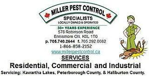 Miller Pest Control $400 towards Residential, Commercial and Industrial Pest Control Service