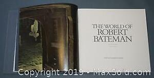 Robert Bateman World of Robert Bateman Collectors Limited Edition Book, s/n