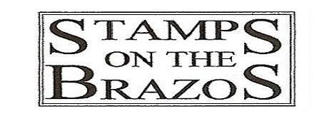 Stamps on the Brazos Etc