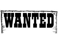 Wanted asap