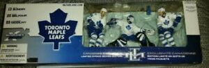 Toronto Maple Leafs Mcfarlane Exclusive Box Set WHITE JERSEY