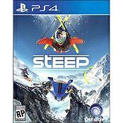 STEEP PS4 $75 OBO NO TRADES