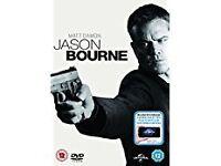 brand new dvd Jason bourne (matt damon)