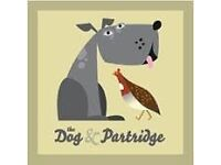 Assistant Chef in Uttoxeter - DOE - The Dog and Partridge
